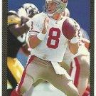 1993   Bowman  Rainbow Foil Insert  # 270   Steve Young  HOF'er