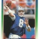 1990   Score   # 21   Troy Aikman