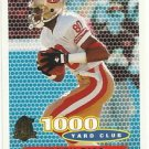 1996  Topps 40TH Anniversary  1000 YD. Club  # 241  Jerry Rice  HOF'er