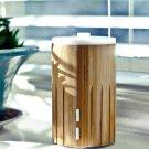 ZAQ Bamboo LiteMist Air Aromatherapy Essential Oil Diffuser