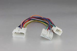APS US SHIPPING 2 BIG TO 1 SMALL Y Cable For Toyota CD Changer With Navigation