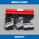 APS 20PCS OBD2a to OBD1 ECU Adapter Harness Conversion Honda Civic CRX Integra