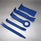 APS 5pcs auto Door Trim Panel Molding Clip Retainer Removal Pry Tool For Audi