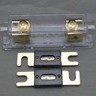 APS ANL Fuse holder Distribution 0 4 8 GA GOLD PLATED FREE 2X200A ANL FUSE