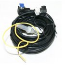 APS For Pioneer IP-Bus CD Changer Cable M-Bus Extension 11 Pin DIN Male P-BUS