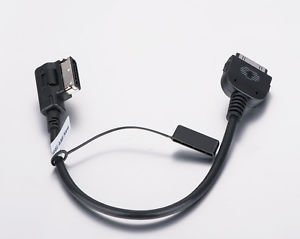APS AUX CABLE FOR Audi A5 A6 A7 to AMI for iPod iPhone iPad Cable 4F0051510K