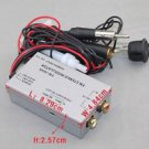 APS Factory Radio Stereo Wired FM Modulator RCA AUX Input Audio Adapter FM304K