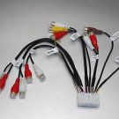 APS RCA HARNESS FOR PIONEER  AVIC X850BT AVIC X8510BT AVIC X950BH AVIC Z150BH