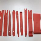 APS 11 pc RED TRIM REMOVAL TOOL KIT DOOR PANEL INTERIOR WEDGE PRY CLIP