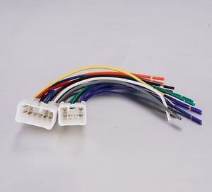 APS 50PCS TOYOTA FACTORY RADIO WIRING HARNESS ADAPTER Americn International