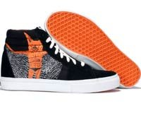 "Vans Sk8-Hi LX ""Vans x Neckface Collection"" (black / neckface)"