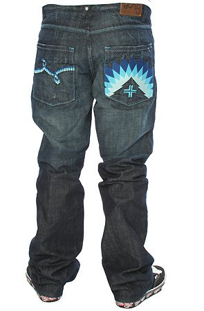 The French Open Straight Root Fit Jean