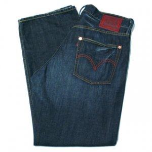 LEVI'S  709 DARKSHADE USED