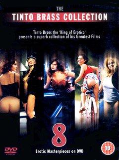 Tinto Brass Collection (8 DVD Box Set)
