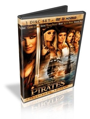 Pirates (Digital Playground) DVD