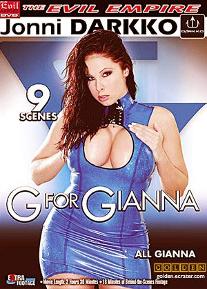 G For Gianna (DVD, 2007)