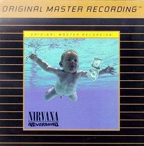 Nirvana - Nevermind [Gold MFSL CD]
