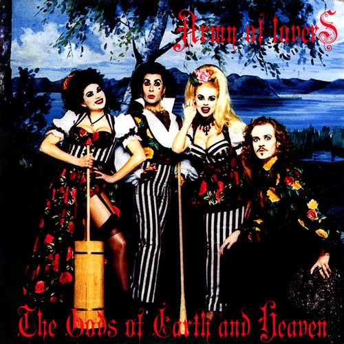 Army of Lovers - The Gods Of Earth And Heaven (CD)