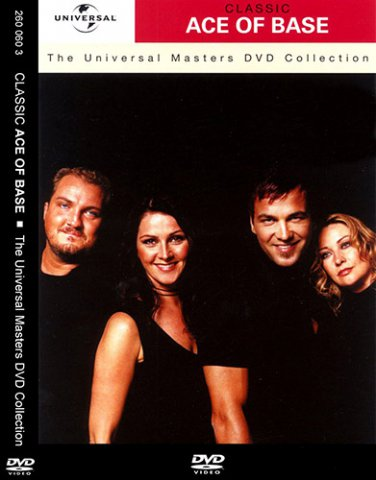 Ace of Base - Classic (DVD, 2005)
