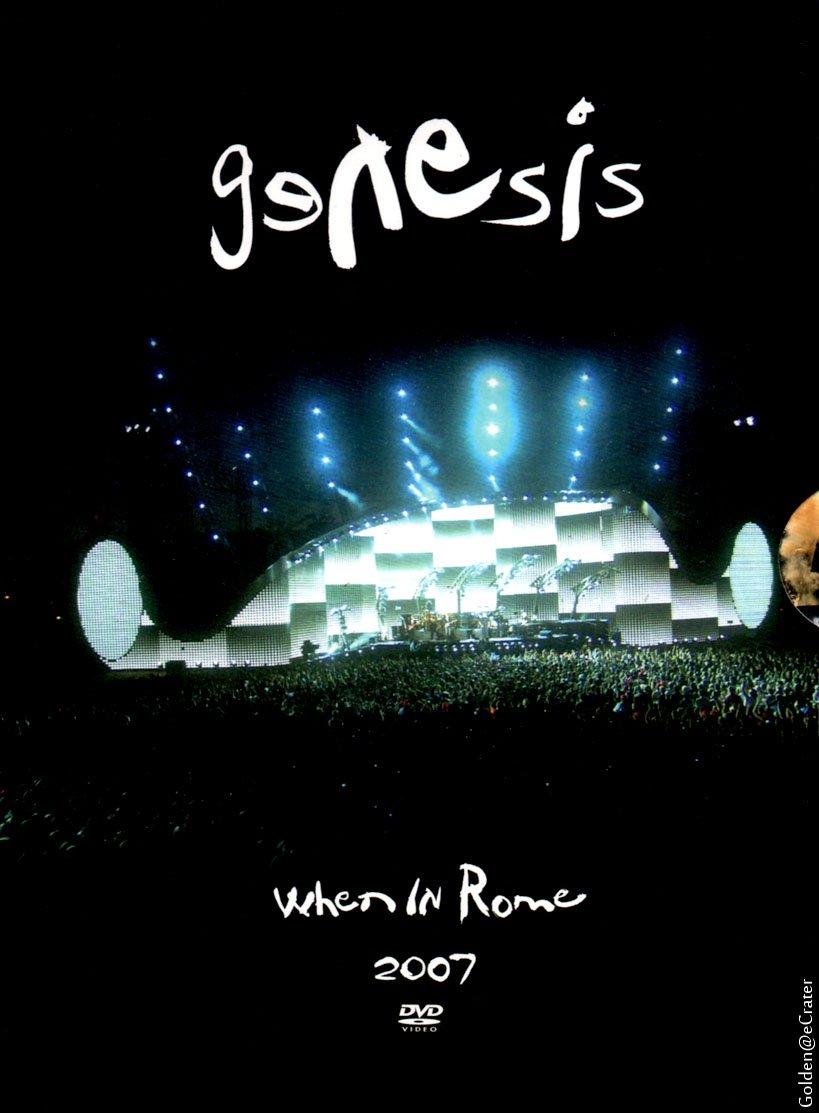 Genesis: When In Rome 2007 (Live DVD)