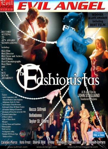 Fashionistas, The (3 DVD + Soundtrack CD) Evil Angel, 2003