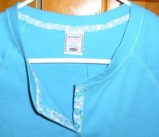Old Navy Girls Sleeveless Blue Henley Style Shirt or Top XXL Buy Now