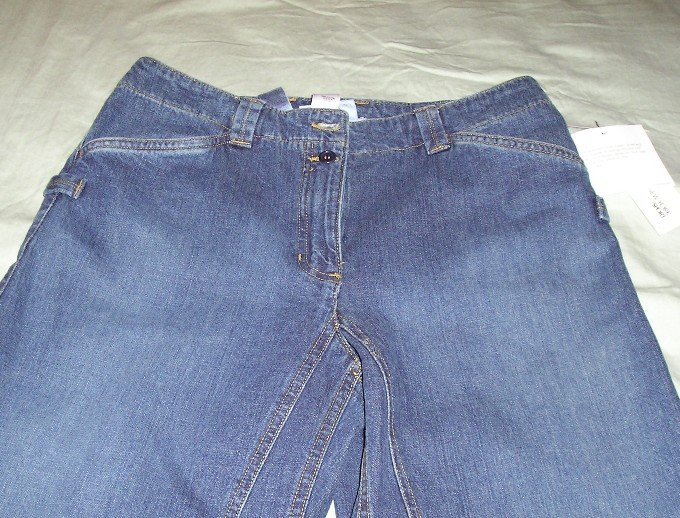 NEW Jones New York Capri Jeans Womens Sz. 4 SALE!!