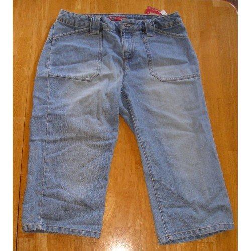 NEW Size 6 Womens Capri Capris Pants Gr8 FIT Jeans