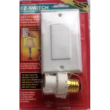 EZ-Switch Model EZ-209 Quick Lamp Dimmer NEW!