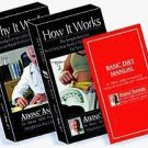 Atkins Diet - Atkins Answer 3 PC SET - New SALE!!