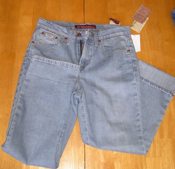 Z. CAVARICCI Cuffed Stretch Jeans Sz. 4 NEW SALE!