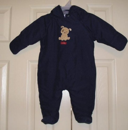 Child of Mine Carters Unisex Infant Winter Coat Outfit Full Body Head to Toes NEW