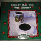 Snowden Raggedy Ann Andy Christmas Mug + Warmer NEW 1998 Old Stock