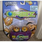 Homies ORBZ Series 1 5 Pc. Lot NEW in Pkg Gr8 GIFT!