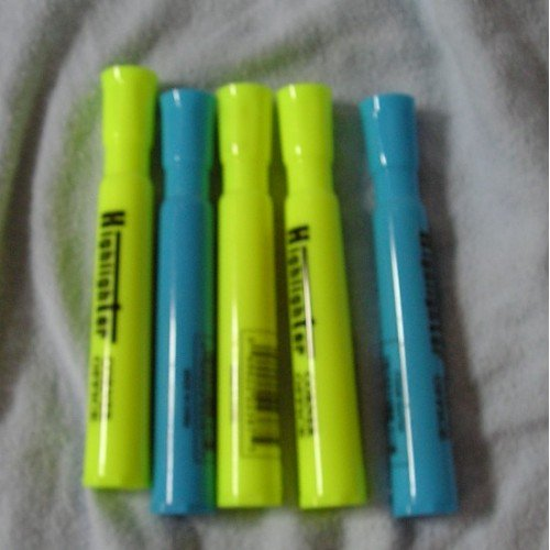 NEW Highlighter by Corner Office Blue Big Size