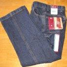 Faded Glory Boys Jeans 10R Carpenter Style Denim NEW