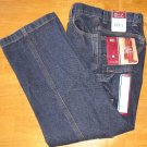 Faded Glory Boys Jeans 12R Carpenter Style Denim NEW