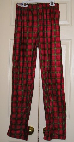 Sonoma Lounge Dorm Sleep Pants Naughty Nice Boys Large NEW Clearance