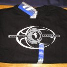 ProSpirit Boys Teens T-Shirt Shirt Basketball BLACK Large NEW
