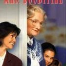Mrs. Doubtfire VHS Movie Robin Williams Sally Field Family Film