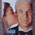 VHS Movie Father of the Bride Steve Martin Diane Keaton VGC Comedy Film