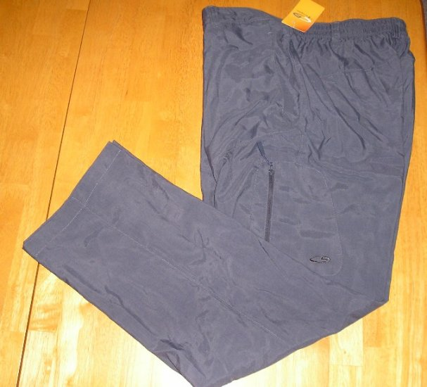C9 Mens Teens Athletic Pants by Champion Navy Blue Extra Large XL NEW