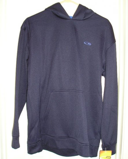 Champion Boys Hoodie Hooded Sweatshirt XL Navy Blue NEW