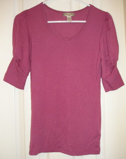 American Rag Juniors Shirt Top Small Teens Girls Too NEW