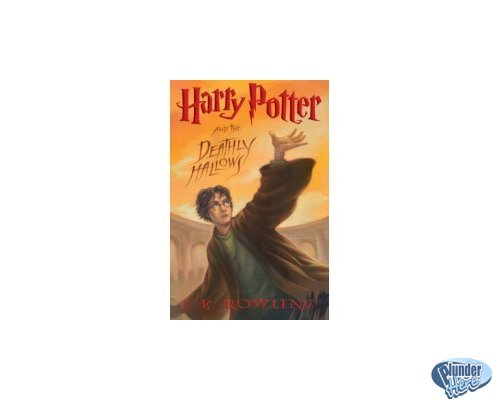 Harry Potter and the Deathly Hallows Book 7 Hardcover NEW Free SHIP