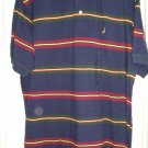 Mens Nautica Golf Polo Shirt XL NEW Navy Blue Nautica Polo Shirt