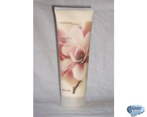 Bath & Body Works Magnolia Blossom Body Cream NEW 8 oz