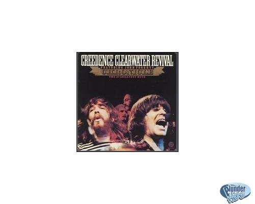 Creedence Clearwater Revival CHRONICLE 20 Great Hits FREE SHIP NEW