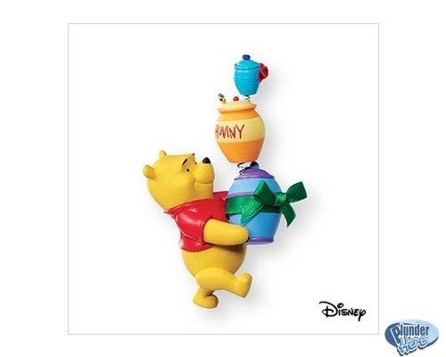 NEW 2007 Hallmark Winnie Pooh Collectible Ornament Keepsake