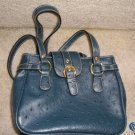 Deep Green HandBag Purse Leather Look Nice NEW
